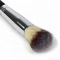 廠家供應木柄進口人造毛暢銷眼影刷 禮品化妝刷 7