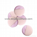 XINYANMEI Supply Cosmetic Powder Puff Can OEM/ODM