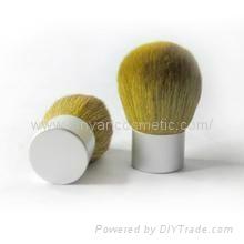 厂家供应底座刷动物毛磨具刷美容美妆化妆工具 可定制 3