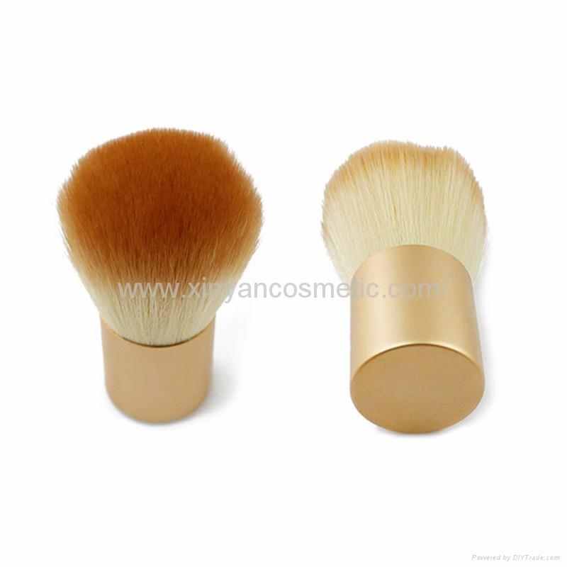 厂家供应精美底座刷 KABUKEi 蘑菇化妆刷 腮红刷 粉底刷 化妆扫 4