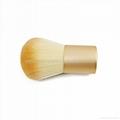 厂家供应精美底座刷 KABUKEi 蘑菇化妆刷 腮红刷 粉底刷 化妆扫 5