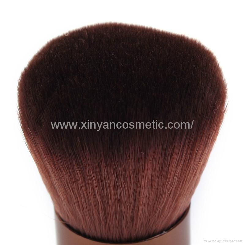 厂家供应精美底座刷 KABUKEi 蘑菇化妆刷 腮红刷 粉底刷 化妆扫 6