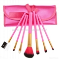 XINYANMEI Manufactury Supply Purple Makeup Brush Set