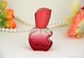 新妍美供应15ml苹果款香水瓶 彩色玻璃喷雾瓶 铝喷头 空瓶 香水分装瓶 2