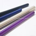 新妍美廠家供應多款木柄進口人造纖維散粉刷 可定製 4