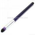 新妍美廠家供應10支木柄精美夢幻紫色化妝刷 美容美妝工具 4