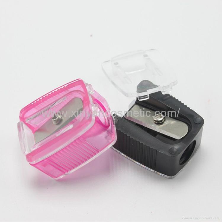 新妍美供应高品质多色眉笔卷笔刀 美容美妆工具 5