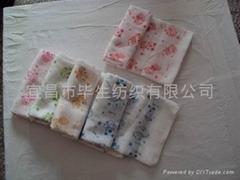 純棉嬰儿汗巾
