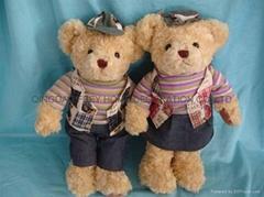 毛絨泰迪熊