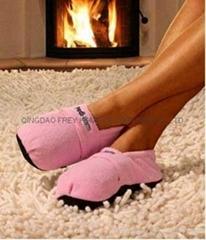 Microwaveable Hot Sox-Slipper