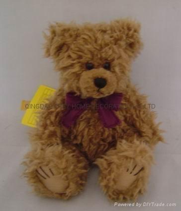 马海毛绒泰迪熊 2