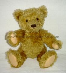 馬海毛絨泰迪熊
