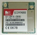 SIMCOM SIM908 GSM/GPRS wireless module