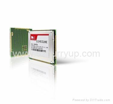SIM5320 SIM5320A SIM5320J SIM5320E WCDMA 3G module 1