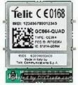 Telit GSM GPRS module GC864-QUAD