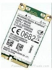 華為 EM820W 3G WCDMA GSM 通訊模塊 2
