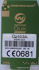 WaveCom GSM GPRS MODULE Q2358