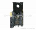 SIM Card Holder, sim card slot, socket