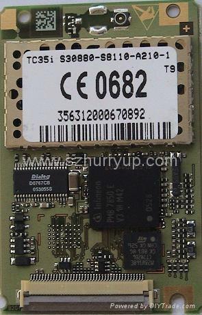Siemens GSM module TC35I/TC35 3
