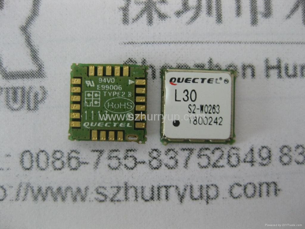 移為GPS模塊 L30 最小尺寸的gps module 3