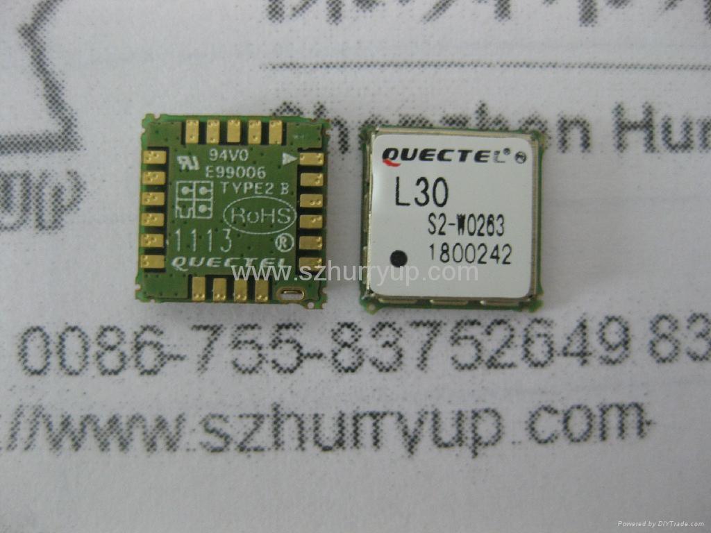 移為GPS模塊 L30 最小尺寸的gps module 4