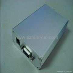 GPRS+GPS modem