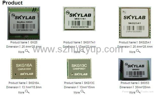 GPS skylab SKM53 2
