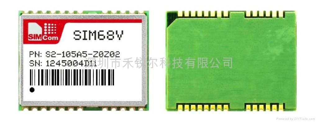 GPS Module SIM68V  1
