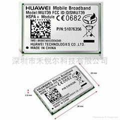 HUAWEI 3G module MU739