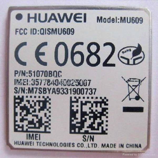 HUAWEI 3G module MU609 1