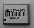 GPS RF receiver module UB-2217