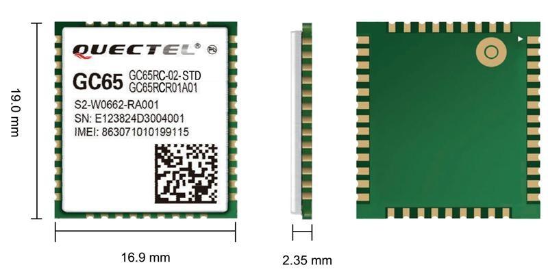 Quectel GSM Module GC65
