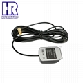GPS active antenna with RG174 cable and