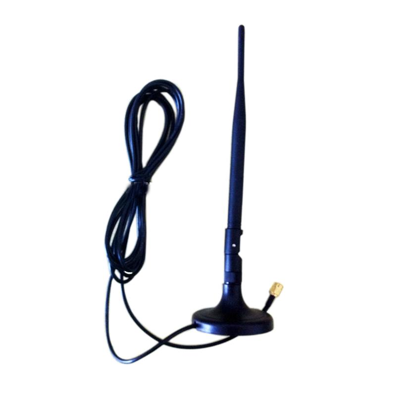5dBi GSM antenna with  base or without base 1