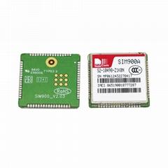 希姆通四频GSM模块SIM900A