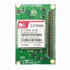 SIM900TE-C sim900 带板
