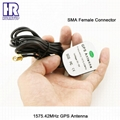 GPS antenna with SMA Female connector