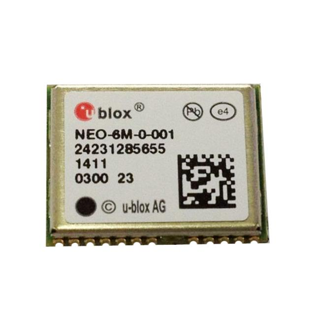 U-BLOX NEO-6M 2