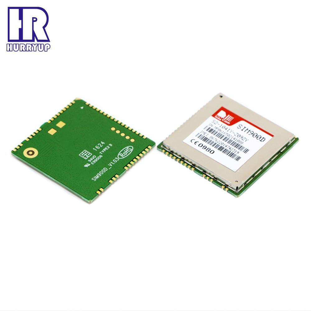 SIM900D SIMCOM希姆通无线通讯模块 2