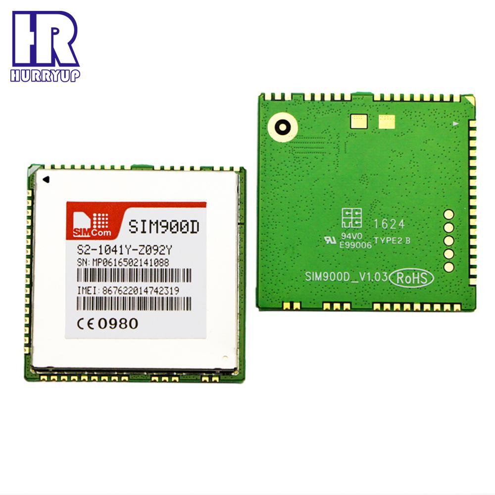 SIM900D SIMCOM希姆通无线通讯模块 3