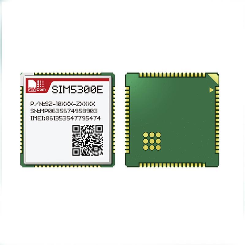 SIMCOM HSPA/WCMDA/GSM module with GPS SIM5300E