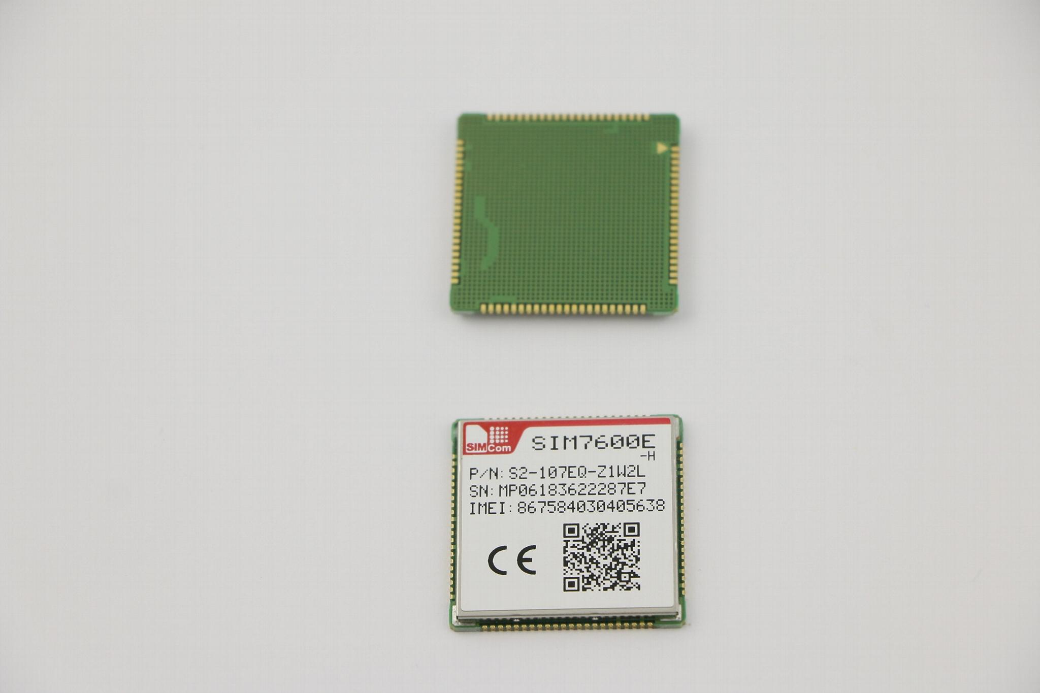 SIMCOM LTE/HSPA/EDGE/GSM模块SIM7600 1
