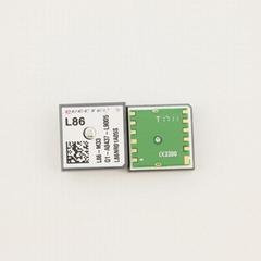 移遠GNSS模塊MT3333芯片帶集成貼片天線L86