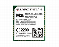 四頻GSM/GPRS 模塊 M35
