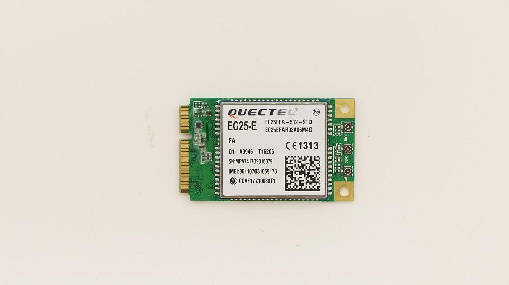 移遠LTE CAT 4模塊EC25 Mini PCIe 1
