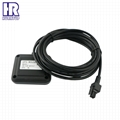 LED indicator Waterproof GPS receiver for black box, DVR, PND