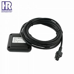 防水GPS接收器带LED灯