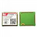 全新原裝 SIMCOM SIM800C GSM GPRS 模塊 SIM800C, 2G 通訊模塊LCC封裝 3