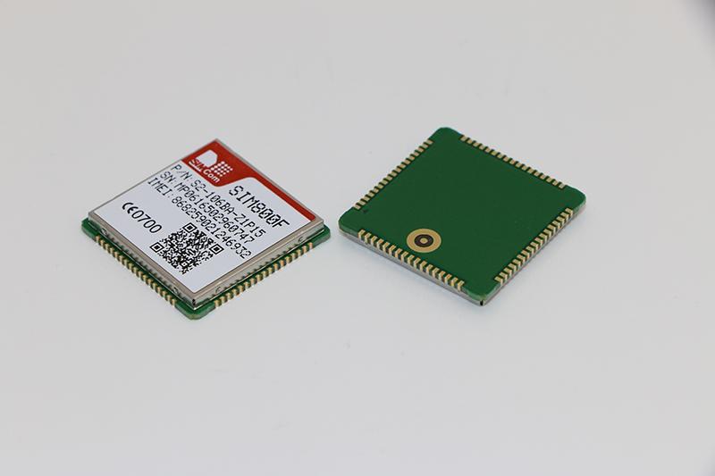 SIMCOM SIM800F GSM GPRS 通讯模块, 2G模块LCC封装 3