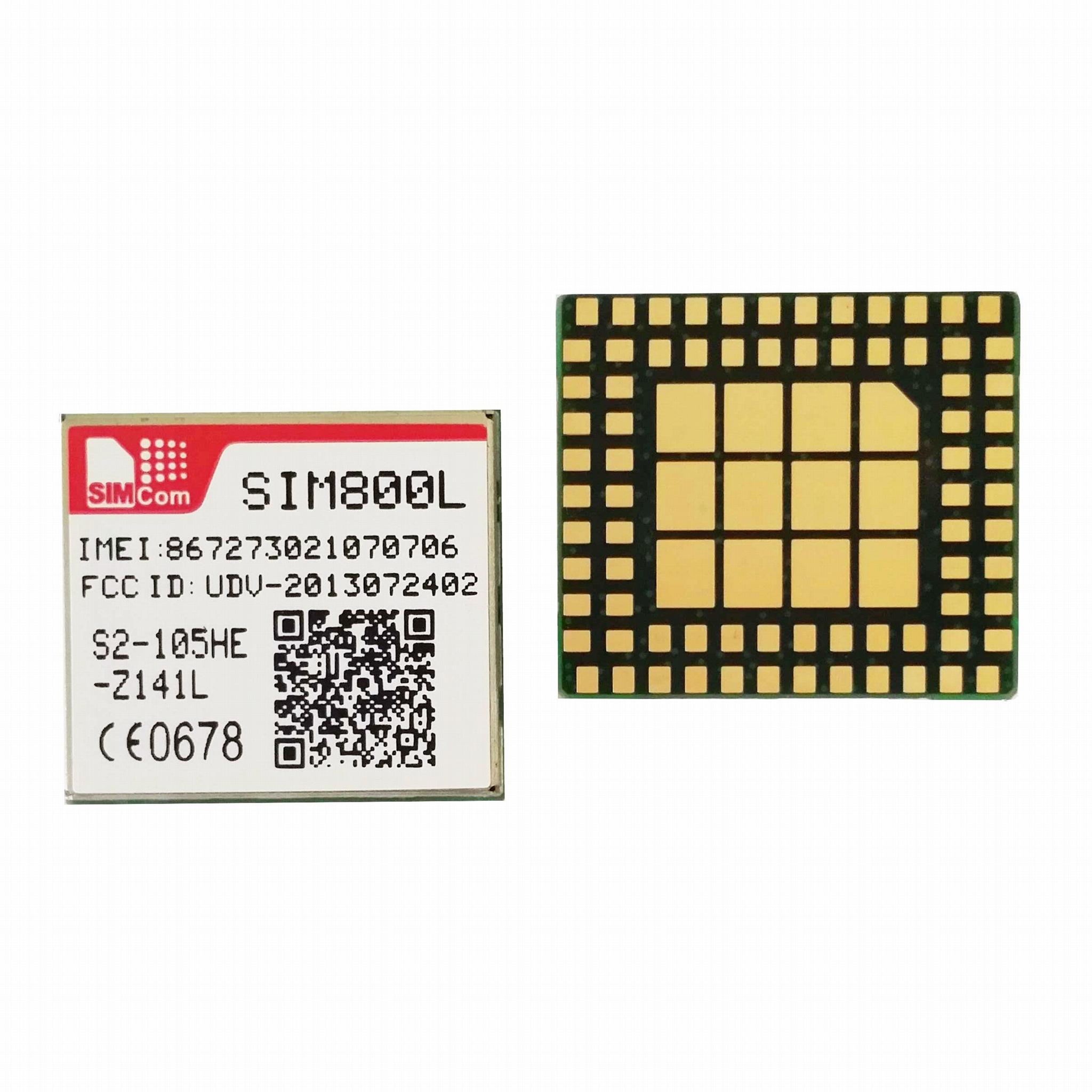 SIMCOM SIM800L 2G GSM GPRS Module, LGA Form Factor Communication Module